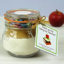 Teacher Gift Cookie MIx