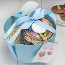Azure Blue Artisan Baking Mix Gift Set