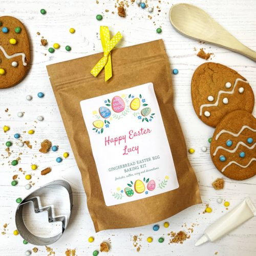 Easter Egg Gingerbread Baking Kit