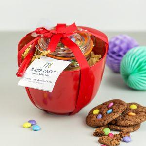 Red Baking Mix Gift Set