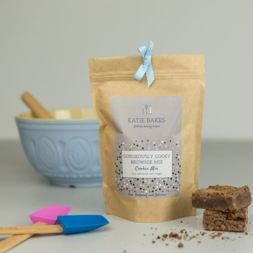Chocolate Brownie Mix Eco-Pouch