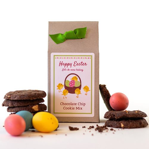 Easter Double Chocolate Cookie Mix
