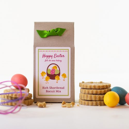 Easter Shortbread Biscuit Mix