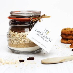 Flapjack Cookie Mix Jar