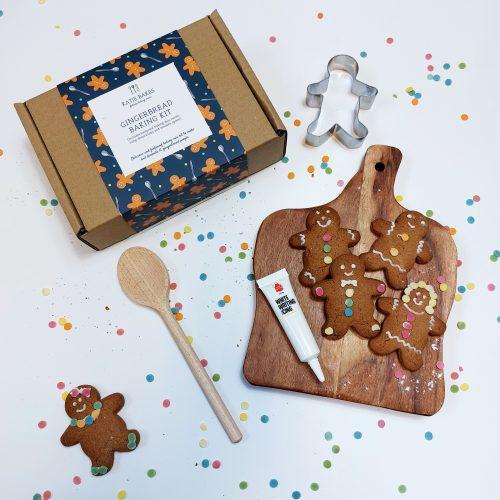 Gingerbread Gift Box Baking Kit