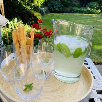 Read more about the article Recipe of the Month – June – Elderflower Rum Fizz