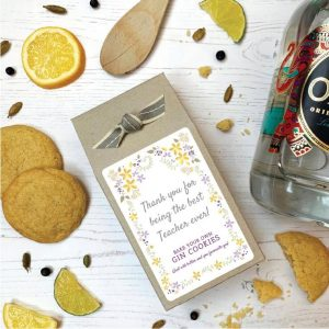 Gin Cookie Mix