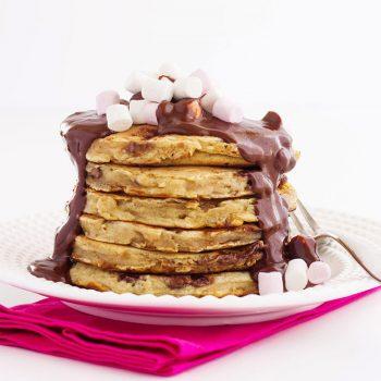 Loaded Rocky Road Pancake Mix