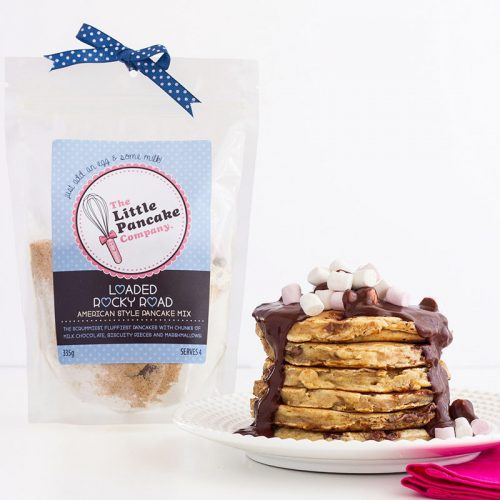 Loaded Rocky Road Pancake Mix