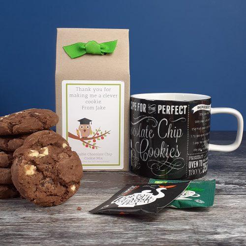 Teacher's DIY Tea & Biscuits Gift Set