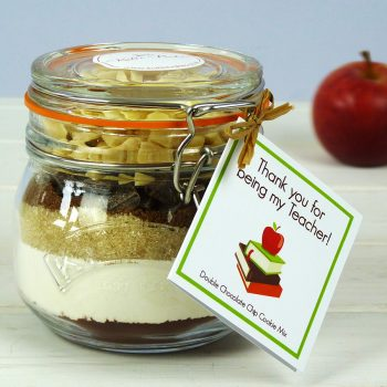 Teacher Jar Chocolate Chip