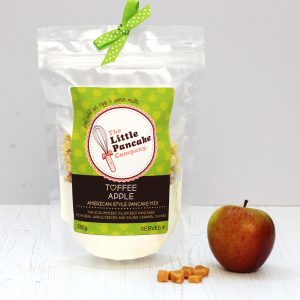 Gourmet Toffee Apple Pancake Mix