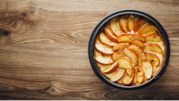 Recipe of the Month – March – Apple and Almond Cake