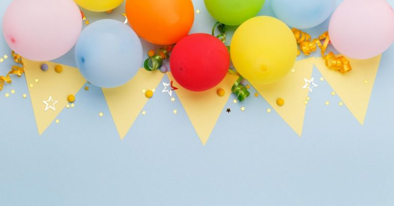 Top Tips for Socially Distanced Kid's Parties
