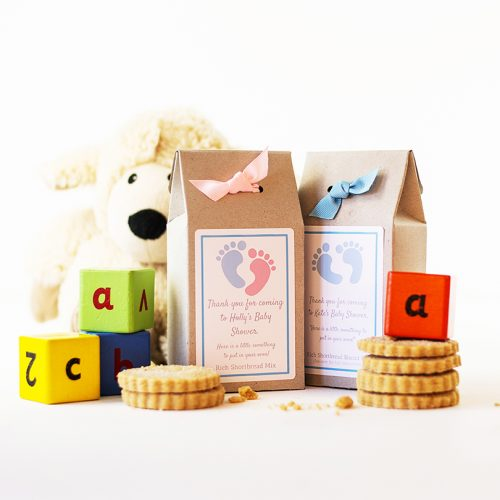 Baby Shower / Christening Shortbread Mix Party Bags