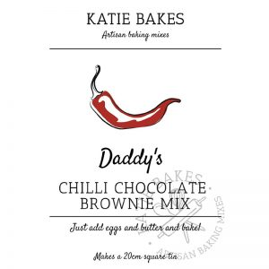 Chilli Chocolate Brownie Mix