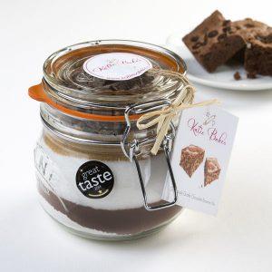Gorgeously Gooey Chocolate Brownie Mix
