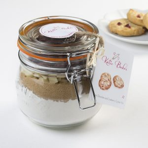 White Chocolate & Cranberry Cookie Mix