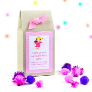 Personalised Party Bags – Fairy