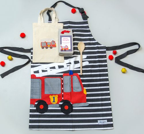 Fire Engine baking set