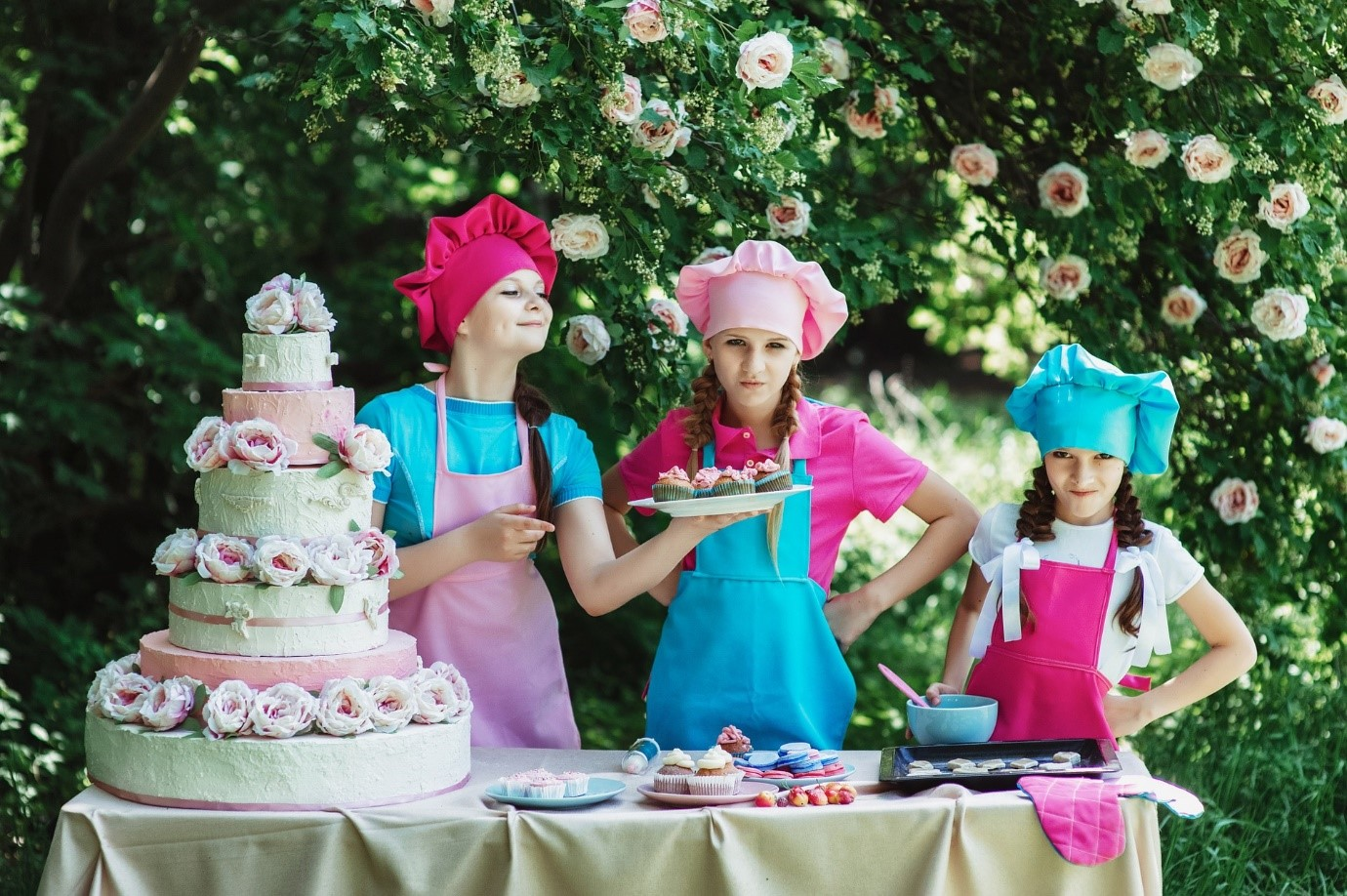 Top Tips for Baking With Little Ones