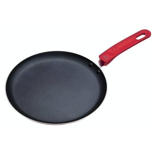 Large Red Pancake Pan