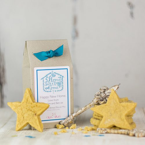 Personalised New Home Shortbread Mix