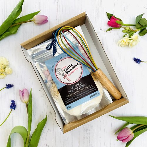 Pancake Mix and Whisk Gift Set