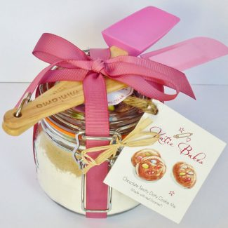 Katie Bakes Pink Mini Baking Set