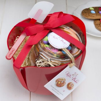 Red Baking Gift Set from Katie Bakes