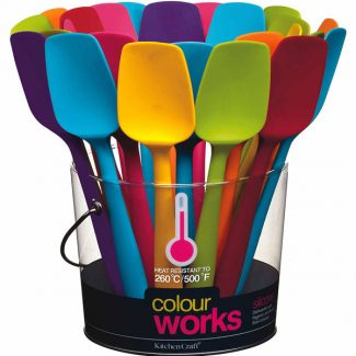 Silicone Spatula Spoon from Katie Bakes