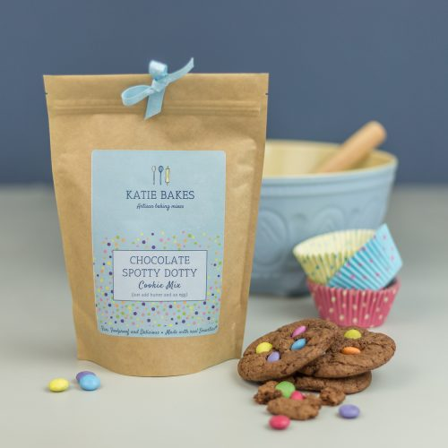 Chocolate Spotty Dotty Cookie Mix Eco-pouch