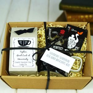 Personalised DIY Tea & Biscuits Hamper